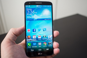 Lg G2 Review The Verge