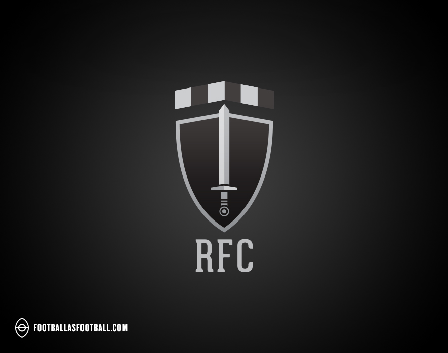 NFL logos reimagined as soccer badges are extremely cool
