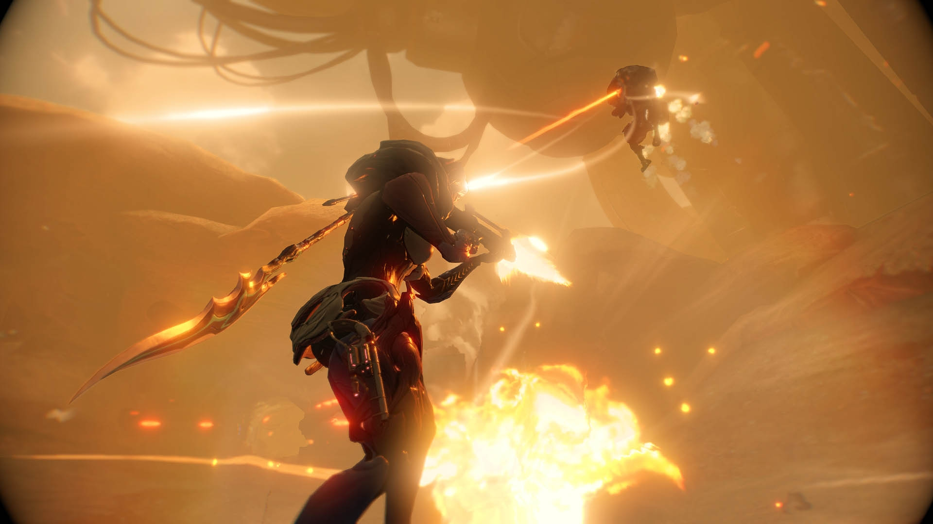Warframe review: unnamed soldier | Polygon
