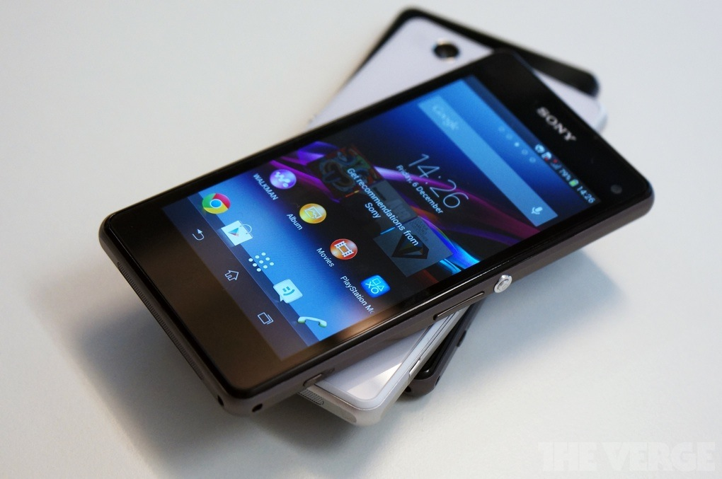 Sony Xperia Z1 Compact review: when smaller is better - The Verge