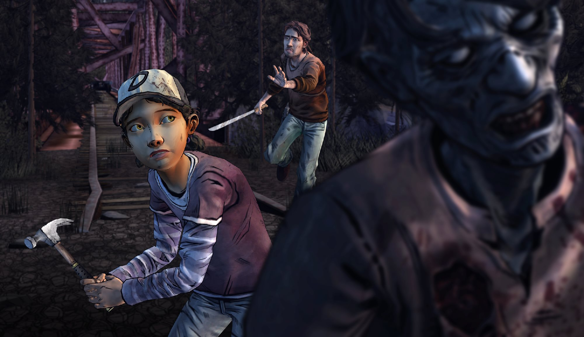 Telltale Describes The Difficulty Of Starting Over In The