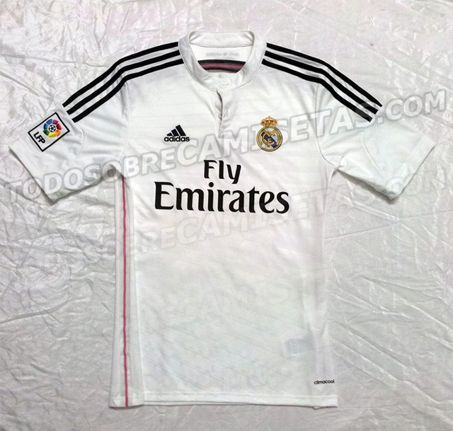 78750a19e Real Madrid 2014-2015 Kits Leaked - Managing Madrid