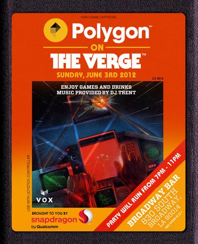 Polygon's Pre-E3 Party