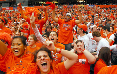 Previewing The Syracuse Orange Sweet 16 Matchup Crimson And Cream