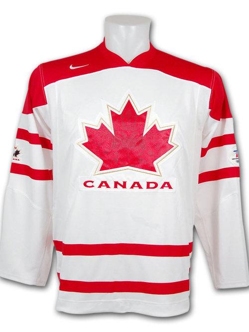 b119ada3a Team-canada-2010-olympic-swift-replica-white-hockey-. Then for Sochi in 2014  ...