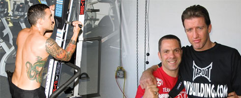 Secret Weapon Versaclimber The Next Step In Mma Conditioning