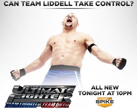 The Ultimate Fighter 11: Team Liddell vs. Team Ortiz Live ...