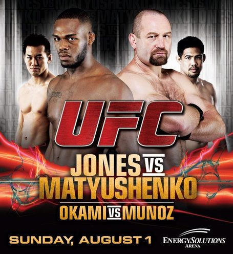 UFC on Versus: Jones vs. Matyushenko