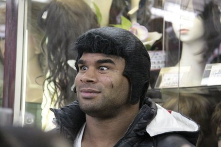 Snapshot Of The Day Alistair Overeem Promoting K 1 Final 8