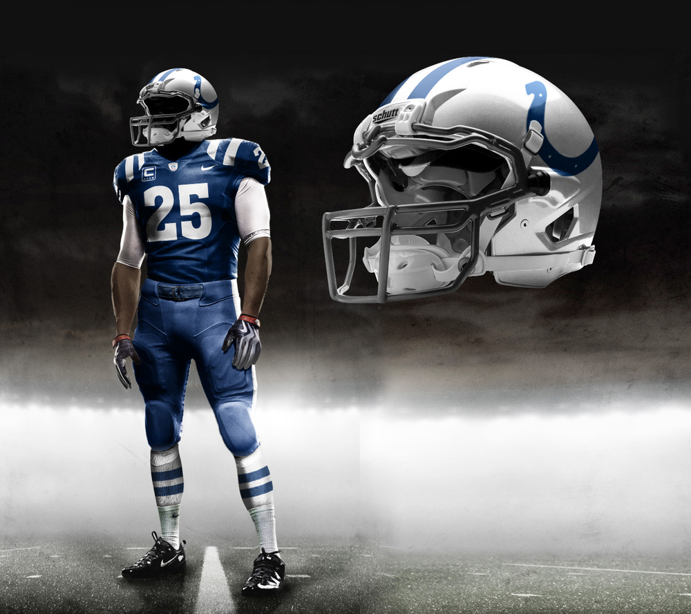 b1483d86a Rumored NIKE Alternative Uniforms For Indianapolis Colts UPDATE ...