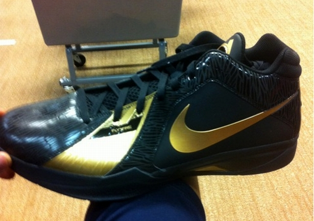 f57583136a9 New Kevin Durant Nike Zoom KD III for Martin Luther King Day ...