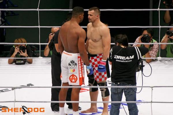 Strikeforce Fight Card Alistair Overeem S Heavyweight