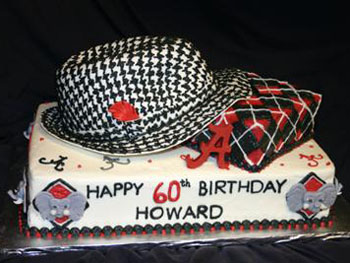 So For Your Off Season Sunday Afternoon Pleasure I Give You A Collection Of Crimson Tide Cakes Collected From Hither And Yon